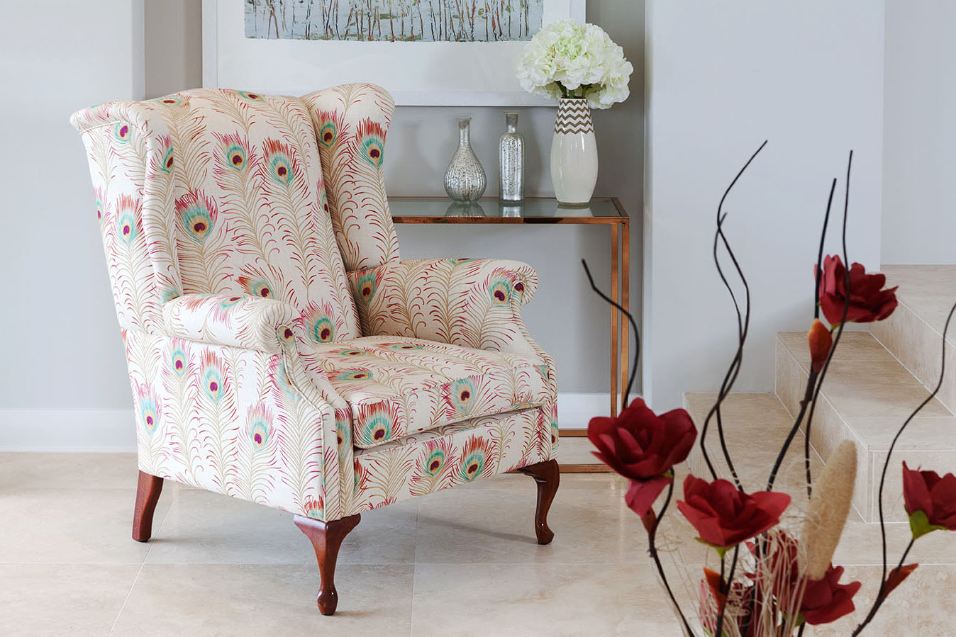 Colonial Wing Chairs U2013 Sofa Design And Manufacture, Perth   Torrance And  McKenna